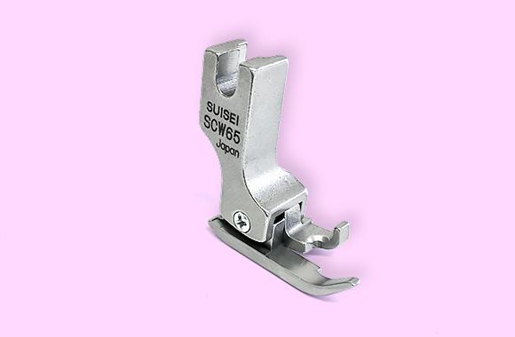 SCWシリーズ バインダー用深縫いステッチ押え金
